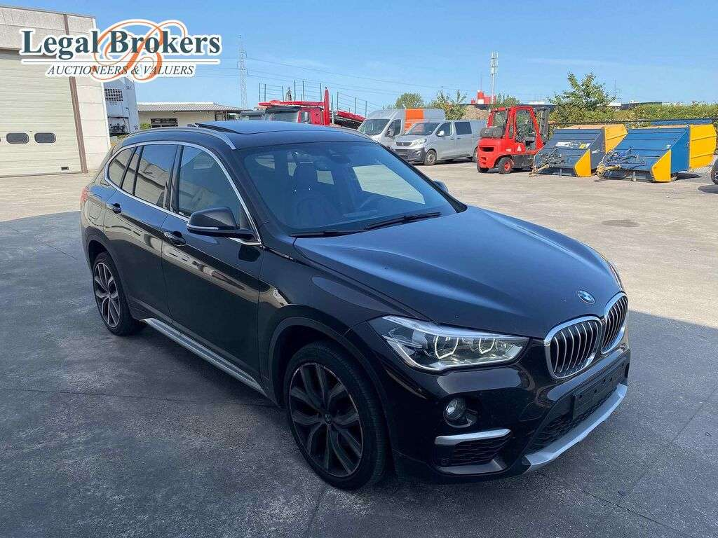 Vendesi crossover BMW X1 1.5i - Stationwagen all'asta - Photo 3