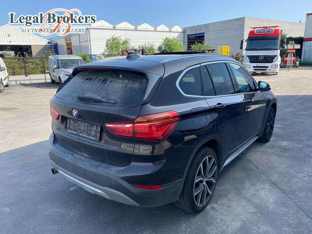 Vendesi crossover BMW X1 1.5i - Stationwagen all'asta - Photo 4