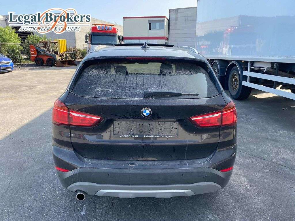 Vendesi crossover BMW X1 1.5i - Stationwagen all'asta - Photo 5