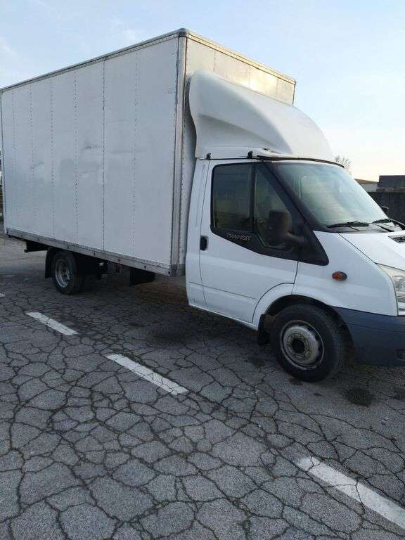 Camion furgone < 3.5t FORD Transit centinato - Photo 11