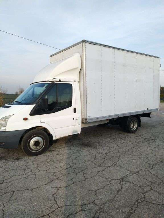 Camion furgone < 3.5t FORD Transit centinato - Photo 14