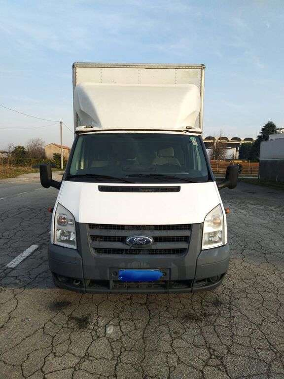 Camion furgone < 3.5t FORD Transit centinato - Photo 7