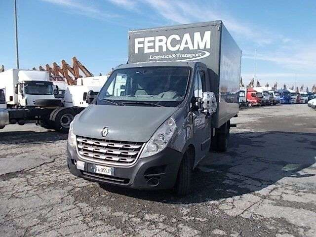 Camion furgone < 3.5t RENAULT MASTER - Photo 2