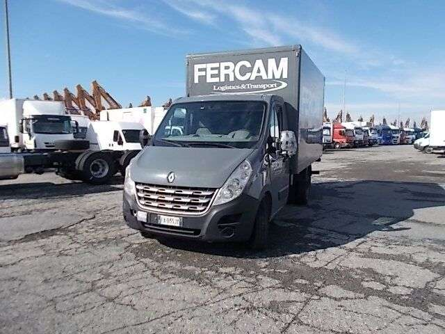 Camion furgone < 3.5t RENAULT MASTER - Photo 3